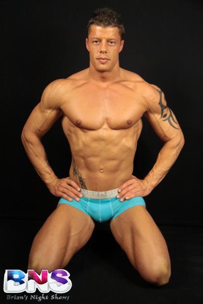 stripteaseur alexandro vegas