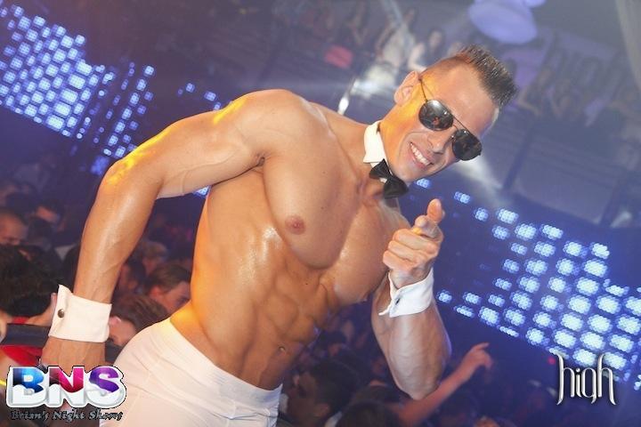 stripteaseur Chris