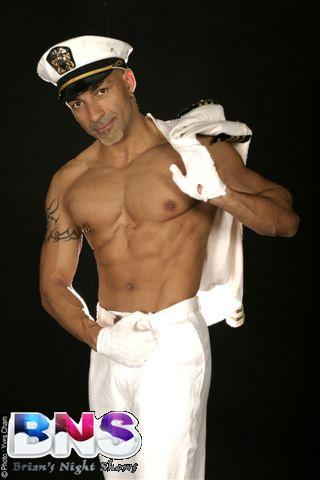 stripteaseur SHAWN