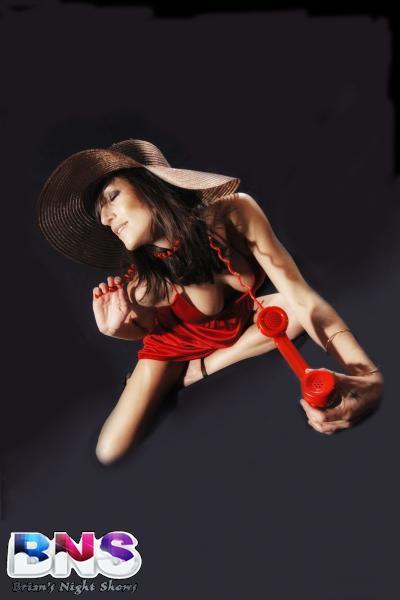 stripteaseuse JADE