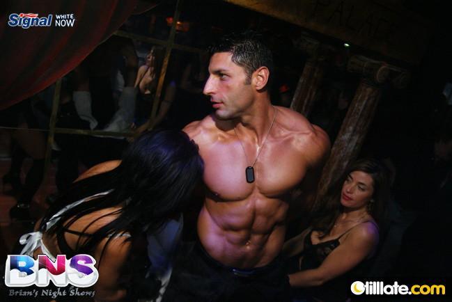 stripteaseur marco