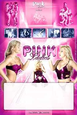 Pink Ladies Stripteaseuses
